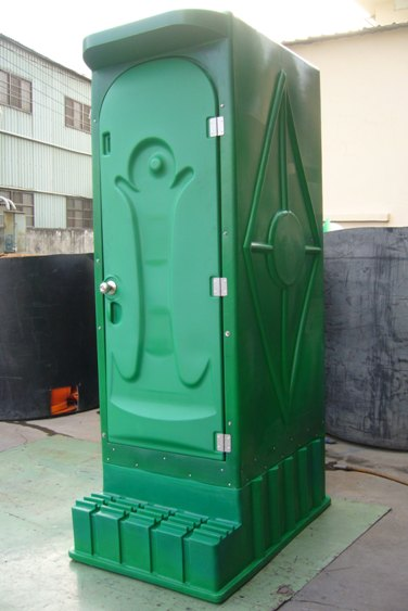 良立-80cm (綠)流廁 - 側面1